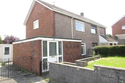2 bedroom semi-detached house for sale - Longview Road, Clase, Swansea, City And County of Swansea.