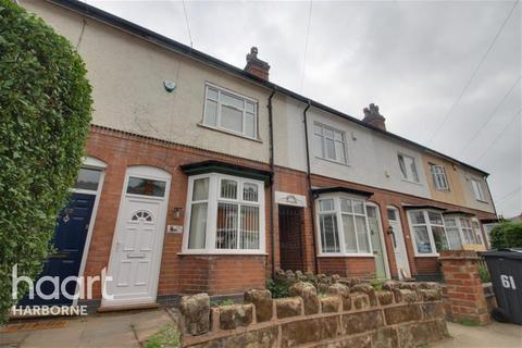 3 bedroom terraced house to rent - Hampton Court Road, Harborne