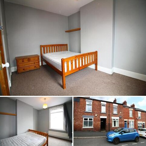 4 bedroom house share to rent - Double room close to Sharrow Vale with all bills included