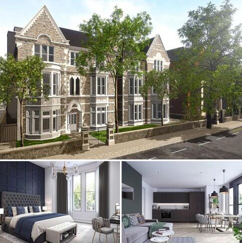 3 bedroom duplex for sale - 8 Llys Sofia At Cathedral Gardens, Cathedral Road, Pontcanna, Cardiff, CF11