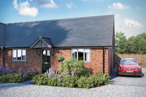 2 bedroom semi-detached bungalow for sale - Plot 2 Copland Close, Broomfield, CM1 7DT