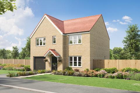 4 bedroom detached house for sale - Plot 170b, The Selwood at Brunton Meadows, Newcastle Great Park NE13