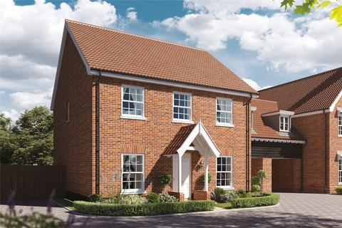 4 bedroom link detached house for sale - Plot 105  Heronsgate, Blofield, Norwich, Norfolk, NR13