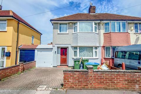 3 bedroom semi-detached house to rent - Birkdale Road, Abbey Wood, London SE2