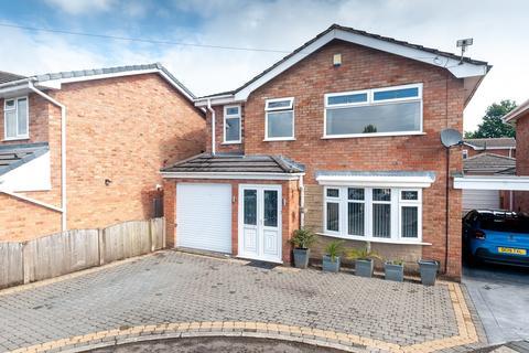 4 bedroom detached house for sale - Magnolia Close, Woolston, Warrington, WA1