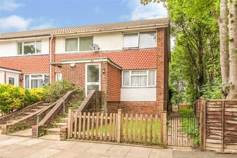 2 bedroom end of terrace house for sale - Claremont Crescent, Crayford, Dartford, DA1