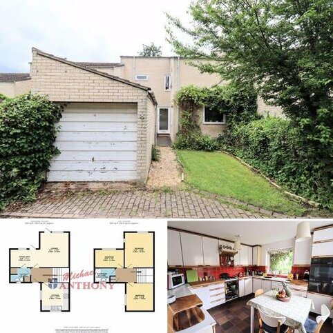3 bedroom terraced house for sale - Lissel Road, Simpson, Milton Keynes