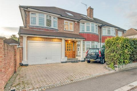 5 bedroom semi-detached house for sale - Hoppers Road, Winchmore Hill, N21
