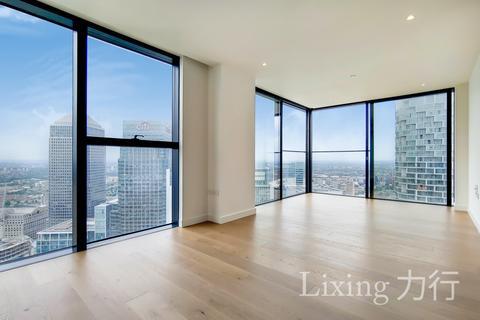 3 bedroom apartment for sale - South Quay Plaza, Canary Wharf, London, E14