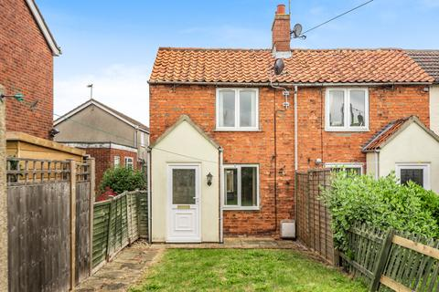 1 bedroom end of terrace house for sale - The Square, Leasingham, NG34