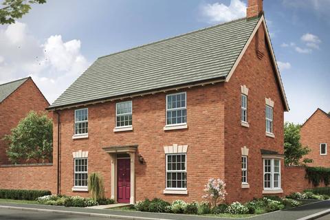 4 bedroom detached house for sale - Plot 78, 140, The Bicton Georgian 4th Edition at Grange View, Grange Road, Lower Bardon LE67