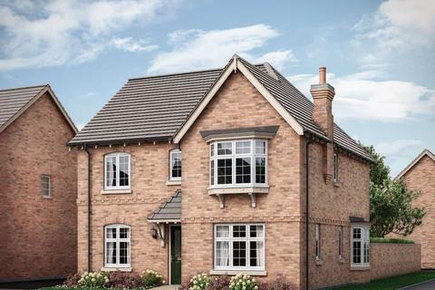 4 bedroom detached house for sale - Plot 136, 4 bedroom detached house with detached garage at Grange View, Grange Road, Lower Bardon LE67
