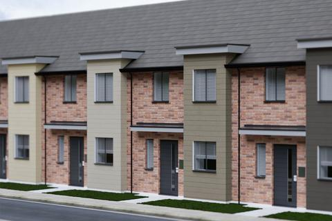 3 bedroom end of terrace house for sale - Plot 359, The Aston at Graven Hill, Austin Way OX25