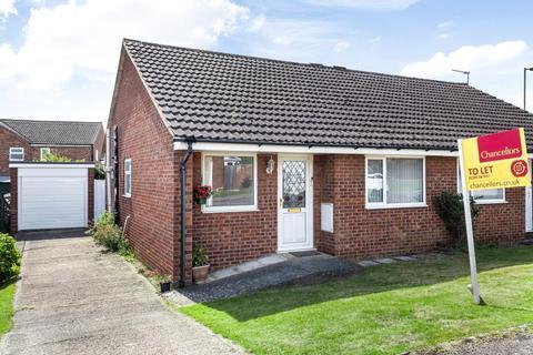 2 bedroom semi-detached bungalow to rent - Sussex Drive,  Banbury,  OX16