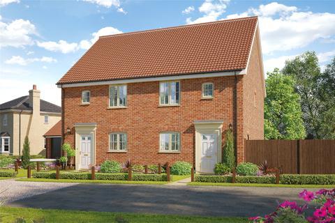 3 bedroom semi-detached house for sale - Heronsgate, Blofield, Norwich, Norfolk, NR13