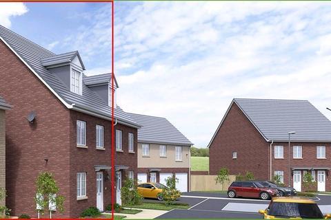 3 bedroom semi-detached house for sale - Milfraen View, Brynmawr, Blaenau Gwent, NP23 4GB