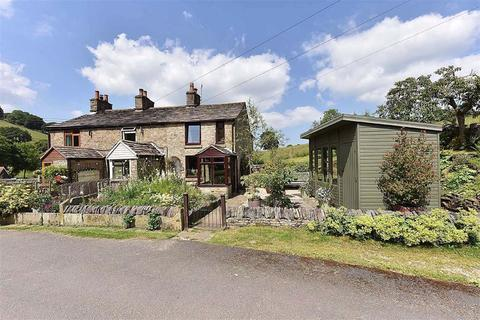 2 bedroom end of terrace house for sale - Hough Hole Cottages, Hough Hole, Rainow