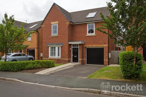 4 bedroom detached house to rent - Foster Crescent, Newcastle