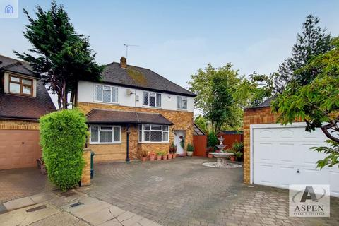 6 bedroom detached house for sale - Perrin Close, Ashford