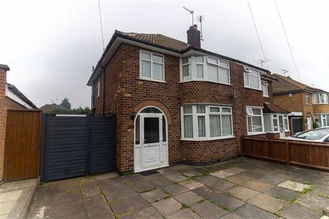 3 bedroom semi-detached house for sale - Repton Road, Wigston