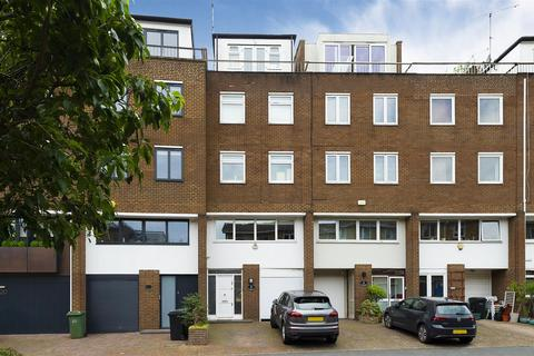 5 bedroom terraced house for sale - Meadowbank, Primrose Hill, London, NW3