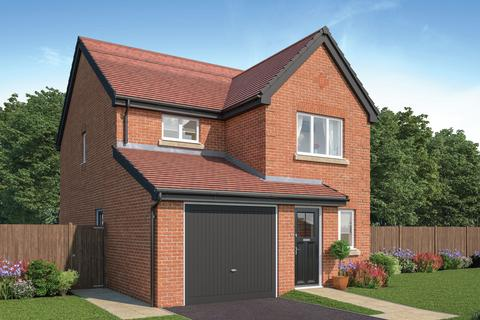 3 bedroom detached house for sale - Plot 243, The Sawyer at Wellfield Rise, Wellfield Road, Wingate TS28
