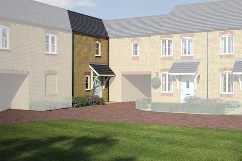 3 bedroom terraced house for sale - Plot 67, Spitfire at Hemins Place at Kingsmere, Off Vendee Drive, Chesterton OX26