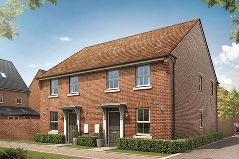 3 bedroom semi-detached house for sale - Plot 61, Ashurst at Moorland Gate, Taunton Road, Bishops Lydeard, TAUNTON TA4
