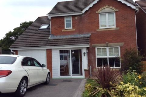 5 bedroom detached house to rent - Heol Gwerthyd, Barry, The Vale Of Glamorgan. CF63 1HJ