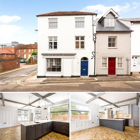 3 bedroom terraced house for sale - St Ann Street, Salisbury, Wiltshire, SP1