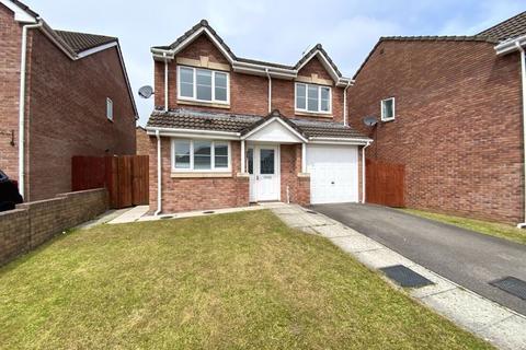 4 bedroom detached house for sale - 1 Rhodfa Ceirios, Pen-Y-Fai, Bridgend, CF31 4GG