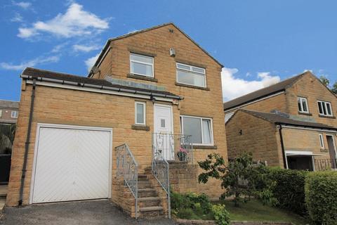 4 bedroom detached house for sale - Oak Bank Crescent, Oakworth, Keighley, BD22