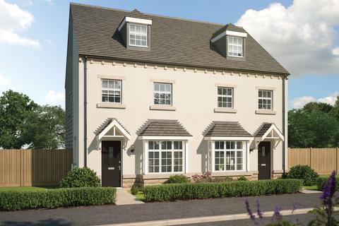 3 bedroom semi-detached house for sale - Plot 72, The Bramham at Jubilee Park, Thirkill Drive, Pannal, Harrogate HG3