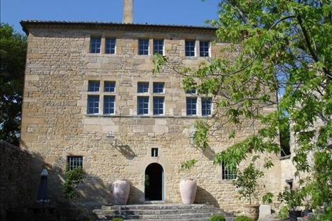11 bedroom cottage - 30700 Uzes, Gard, Languedoc Roussillon