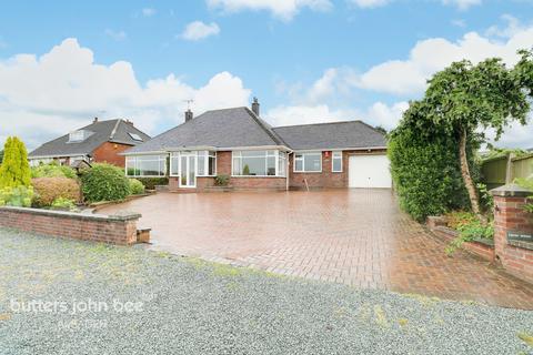 4 bedroom detached bungalow for sale - Scot Hay Road, Alsagers Bank