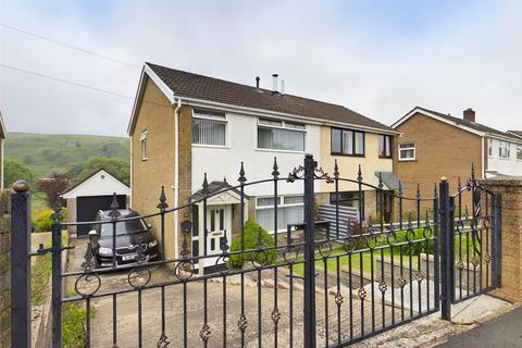3 bedroom semi-detached house for sale - Golwg-y-Mynydd, Nantybwch, Tredegar, Gwent, NP22