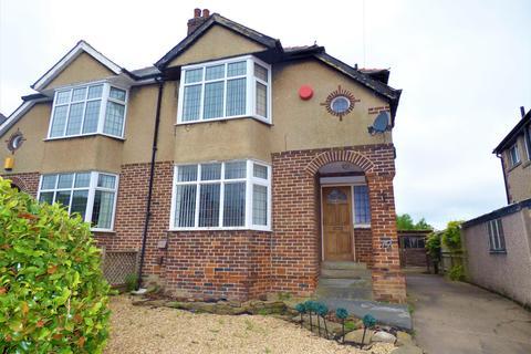 3 bedroom semi-detached house for sale - Benomley Crescent , Almondbury , HD5 8LU