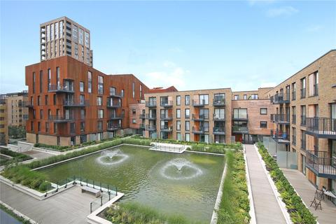 2 bedroom flat to rent - Baroque Gardens, Mary Rose Square, London, SE16