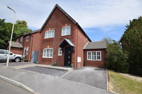3 bedroom detached house for sale - 18 Dol Nant Dderwen, Broadlands, Bridgend, Bridgend County Borough, CF31 5AA