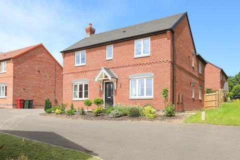 4 bedroom detached house for sale - Baker Crescent, Wingerworth, Chesterfield