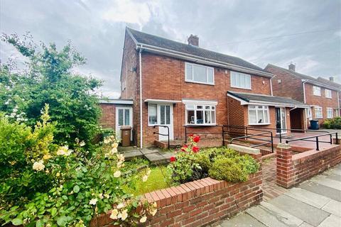 2 bedroom semi-detached house for sale - GRINDON LANE, GRINDON, Sunderland South, SR3 4ET