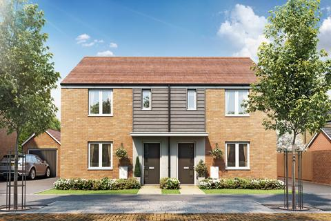 3 bedroom semi-detached house for sale - Plot 265, The Hanbury Special  at Cleevelands, Bishop's Cleeve  GL52