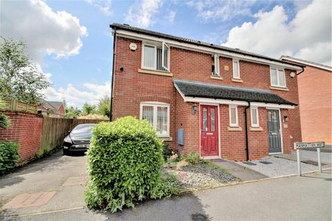 3 bedroom semi-detached house to rent - Manhattan Way, Coventry