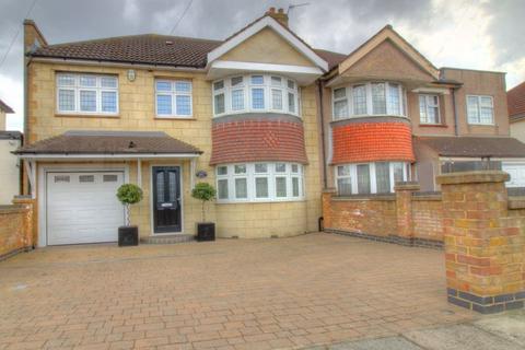 5 bedroom semi-detached house for sale - Okehampton Crescent, Welling