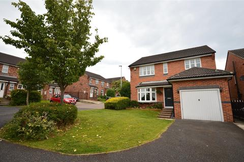4 bedroom detached house for sale - Badminton View, Leeds