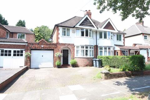 3 bedroom semi-detached house for sale - Inverclyde Road, Handsworth Wood, Birmingham, B20 2LL