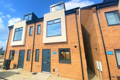 4 bedroom semi-detached house to rent - Newdawn Place, Stratton Villas, Swindon, SN1