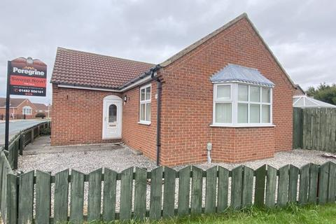 3 bedroom detached bungalow for sale - Cleeve Road, Hull