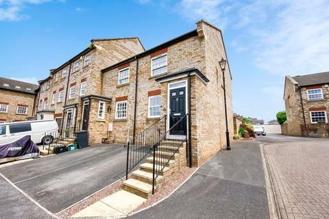 2 bedroom end of terrace house for sale - Theaks Mews, Gated Development, Taunton