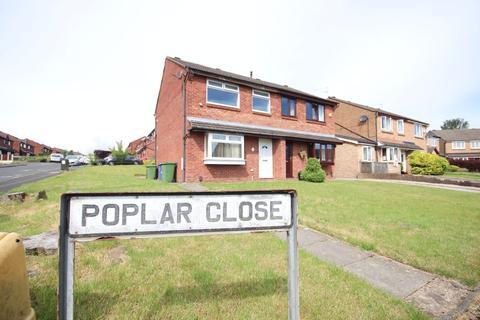 3 bedroom semi-detached house to rent - Poplar Close, Rishton, Blackburn. Lancs. BB1 4RA